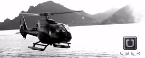 UberCHOPPER, UberCopter, or … : Uber Helicopter Service
