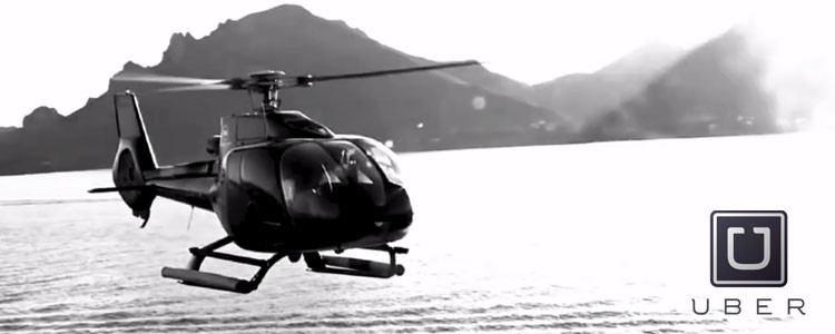 UberCHOPPER UberCopter Or Uber Helicopter Service