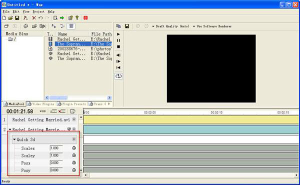 wax-video-program