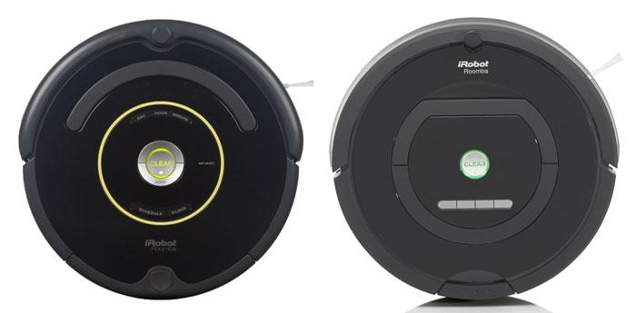 Roomba 650 vs. Roomba 770
