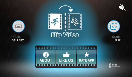 How to rotateflip a video iphone android windows mac techalook download flip video fx httpsplaygooglestoreappsdetailsidcombilezofliphlen ccuart Gallery