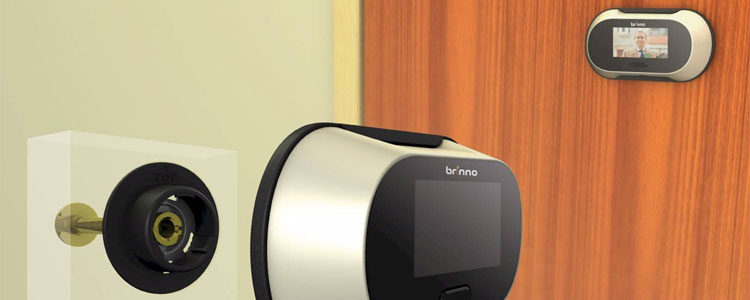 the in viewer peephole all handyman to doors install door view replace family home how security with viscree installation a