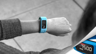 Garmin Vivofit Fitness Band Review