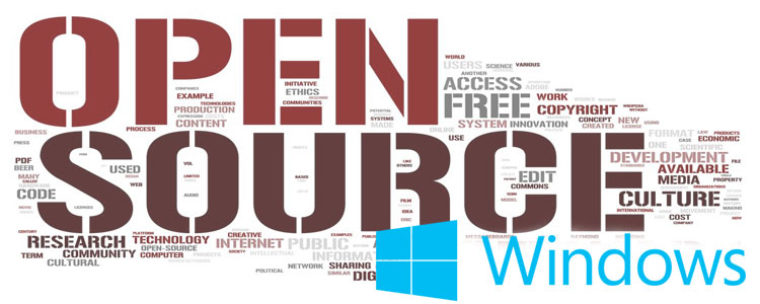Microsoft Might Open Source Windows