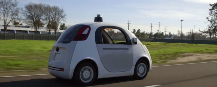 Google Self-Driving Car Soon on the Road
