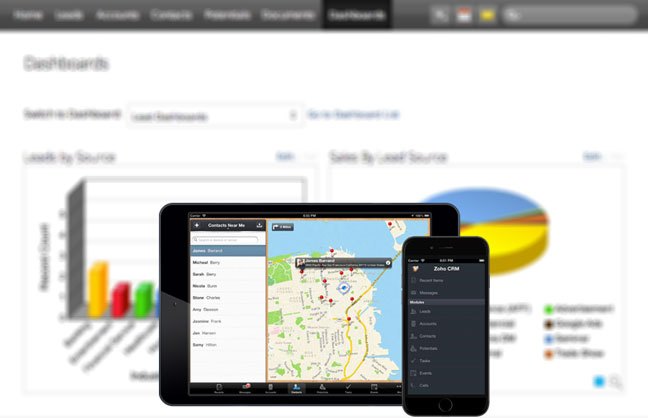 mobile-crm-dashboard