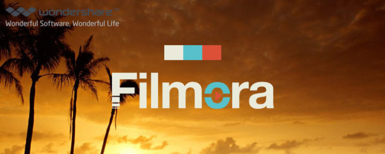 Filmora Wondershare Video Editor Review & Download