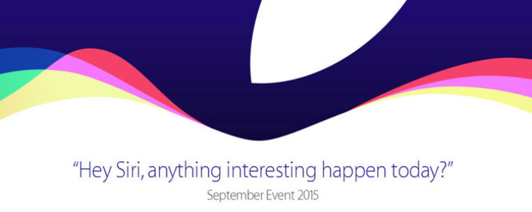 iPhone 6S, iPad Pro, and New Apple TV Announced by Apple