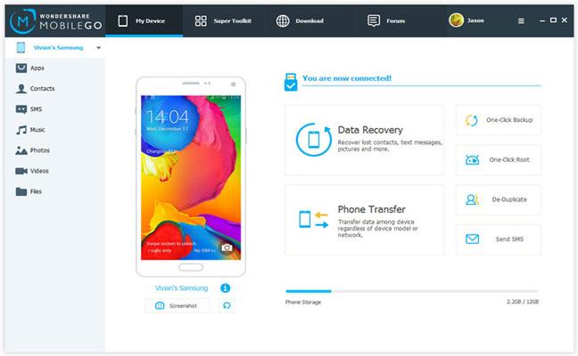 mobilego-interface