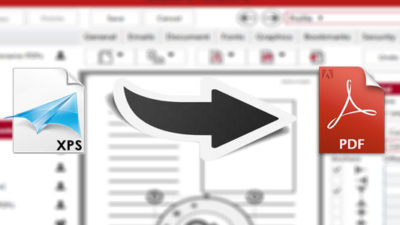 How to Convert XPS to PDF in Windows & Mac