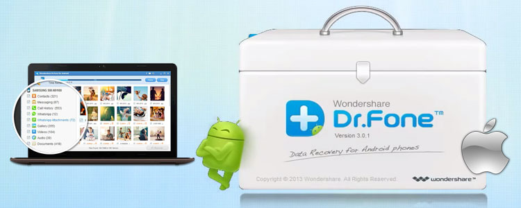 Wondershare Dr.Fone Review & Download (iOS & Android)