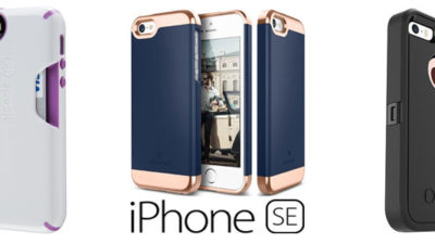 Top 6 iPhone SE Cases