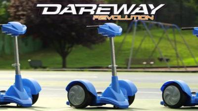 Dareway Revolution Scooter Review