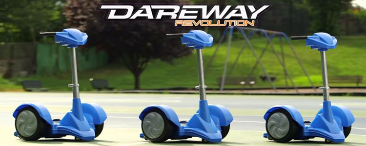 Dareway Revolution Scooter Review