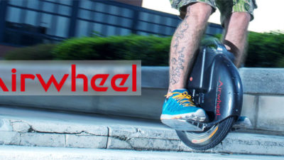 AirWheel X3/X5/X6/X8 Electric Unicycles Reviews