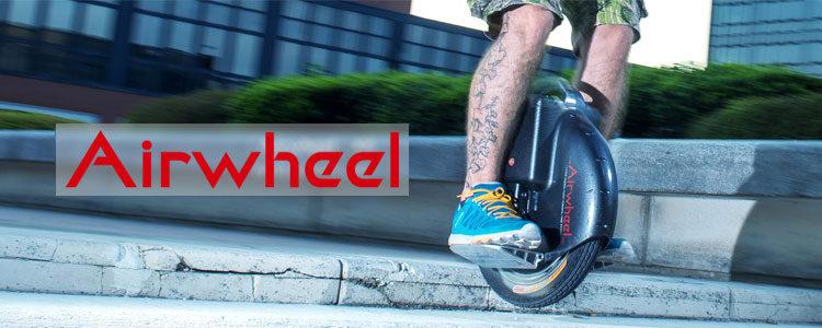 AirWheel X3/X5/X6/X8 Electric Unicycles Reviews