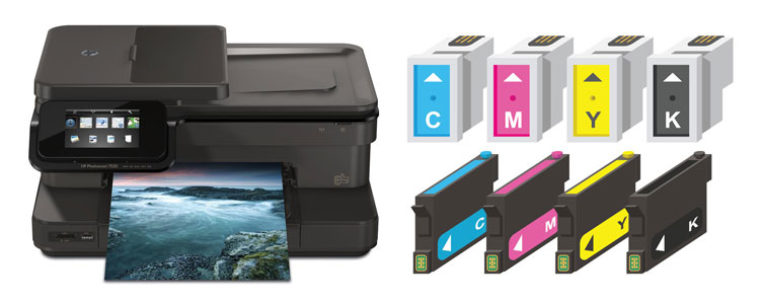 HP PhotoSmart 7520/6520/5520 Ink Prices & Reviews