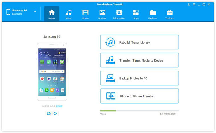 Dedicated Tool to Transfer from Samsung to Mac