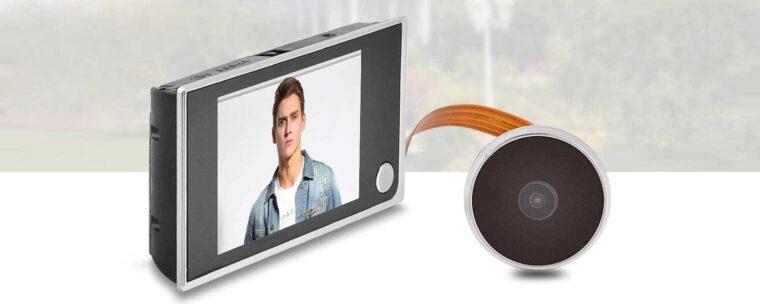 7 Best Digital Peephole Viewer Camera Reviews