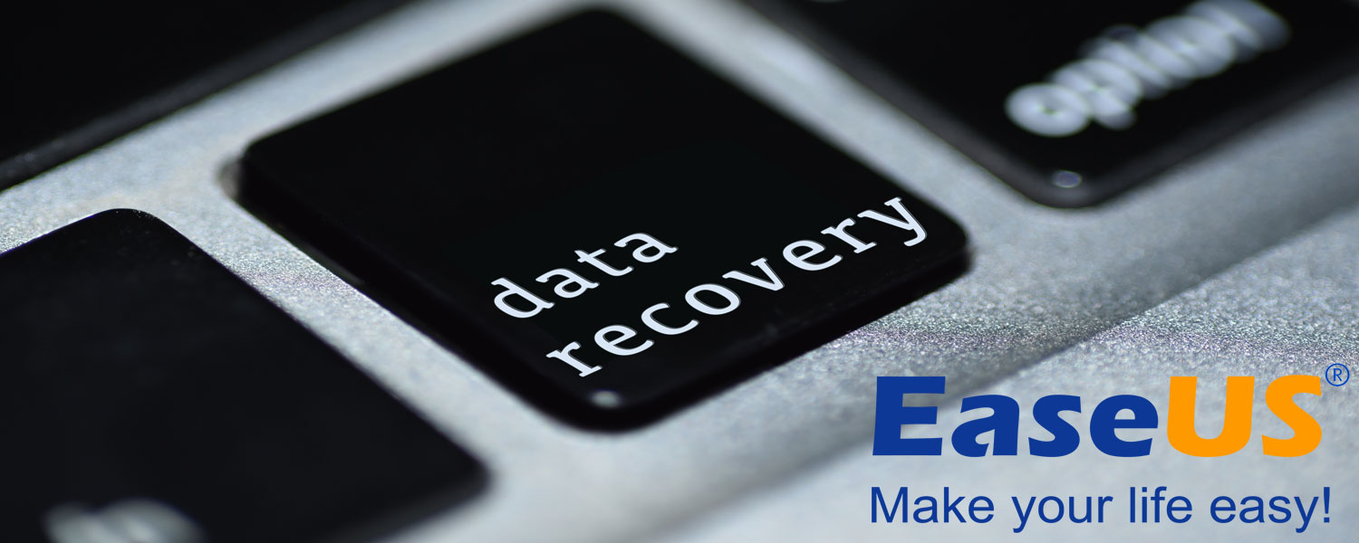 How to Recover Files with EaseUS Data Recovery Wizard