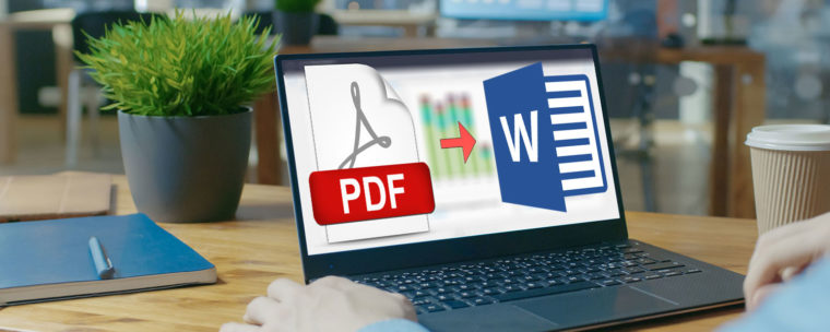 How to Convert PDF to Word (.docx)