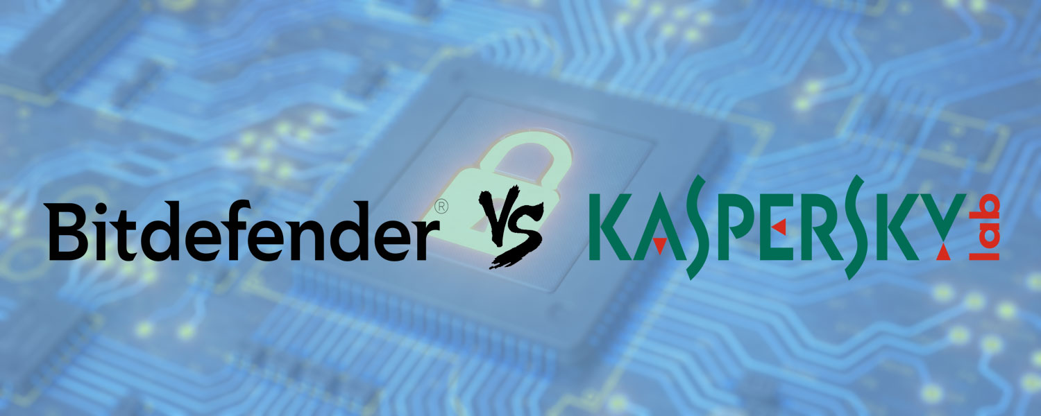 Bitdefender vs. Kaspersky Comparison & Review