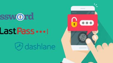 1Password vs Lastpass vs Dashlane Comparison & Review