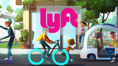 Lyft Mobile App Offers Bikeshare Service