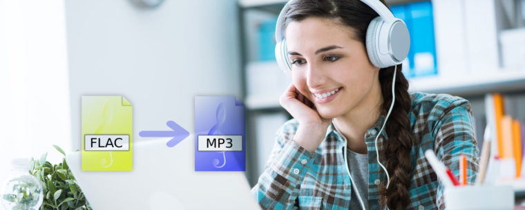 How to Convert FLAC to MP3 (Mac & Windows)
