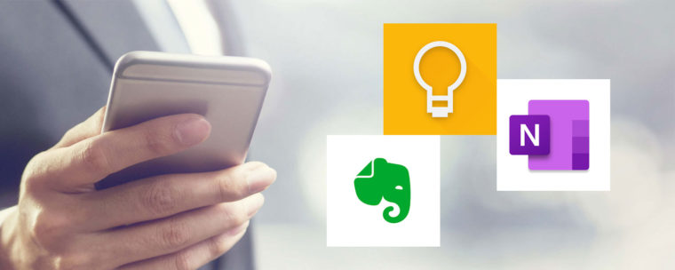 Evernote vs OneNote vs Google Keep Review & Comparison