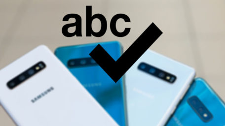 How to Turn On/Off Autocorrect on Samsung