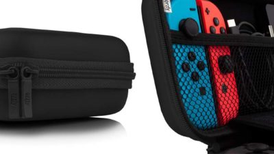 5 Best Nintendo Switch Cases Reviews