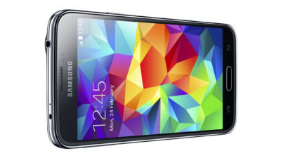 How to Take Screenshot on Samsung Galaxy S5