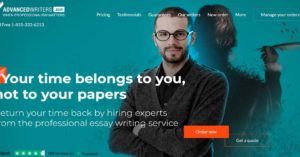AdvancedWriters Review: Get Excellent Grades with Expert Writers
