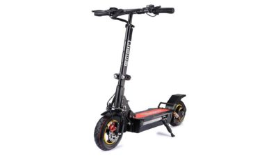 QIEWA Q1Hummer Electric Scooter Review