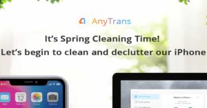Best Way to Spring Clean Your iPhone with AnyTrans
