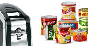 Top 7 Best Electric Can Openers Reviews