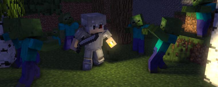 Minecraft Smite vs. Sharpness Enchantments