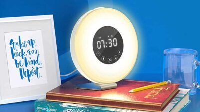 Homelabs Sunrise Alarm Clock Review