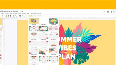 How to Create PDF files and Print in Google Slides
